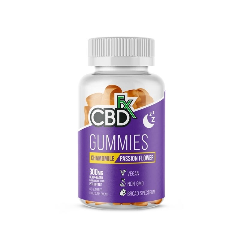 CBDfx Gummies - For Sleep (Jar Of 60)