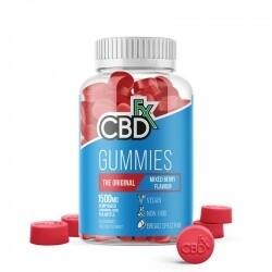 CBD Gummy Bears 1500mg (jar of 60)