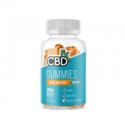 CBD Gummies with Biotin for Hair & Nails 300mg
