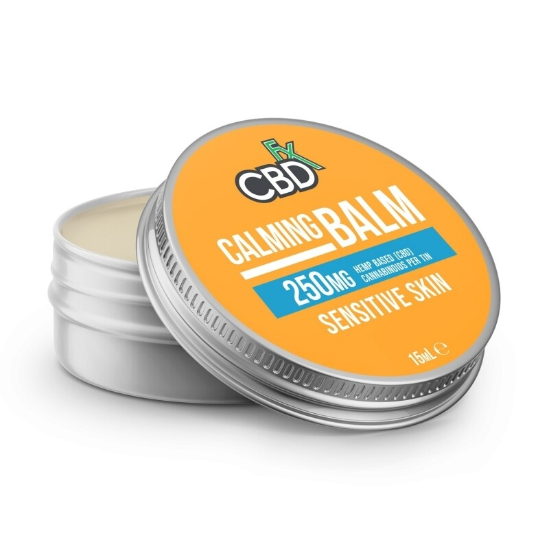 CBDfx Calming Balm 250mg (15ml)