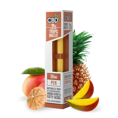 Tropic Breeze CBD Vape Pen 30mg