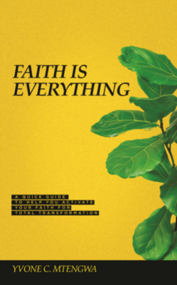 Because Faith Is Everything (E-Book)
