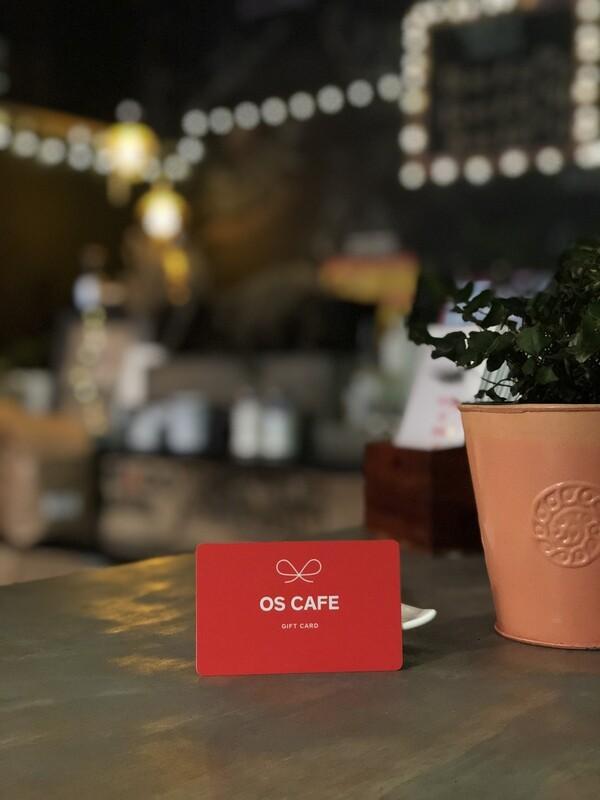 OS Gift Card