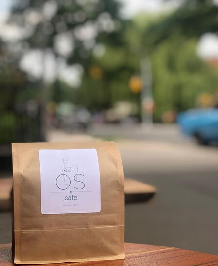 Coffee Bag-12 oz