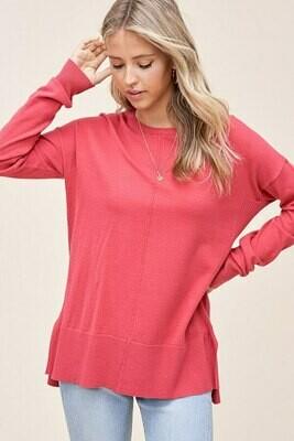 Center Sweater