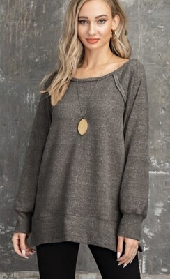 TRIBLEND SWEATER