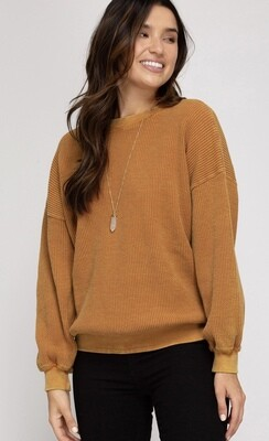 PUMPKIN THERMAL TOP