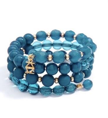 Wraps around bracelet