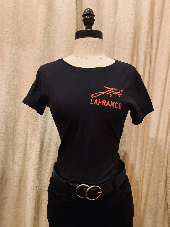 'Jada LaFrance' Slim Fit Tee