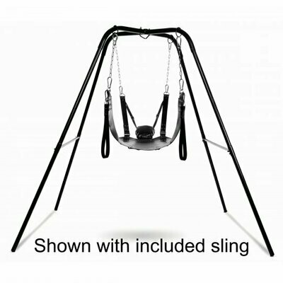 **NEW** Extreme Sling and Swing Stand (***RENTABLE for $50 a day***)