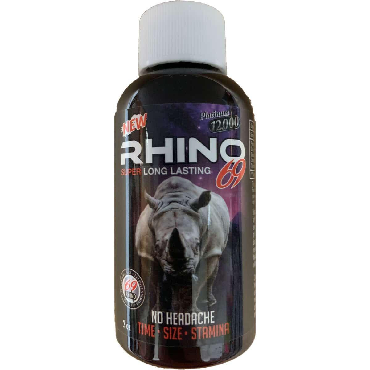 Rhino Platinum 12K (Liquid)