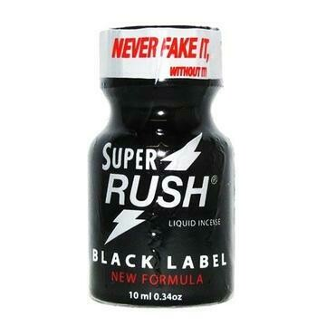 Super Rush Black