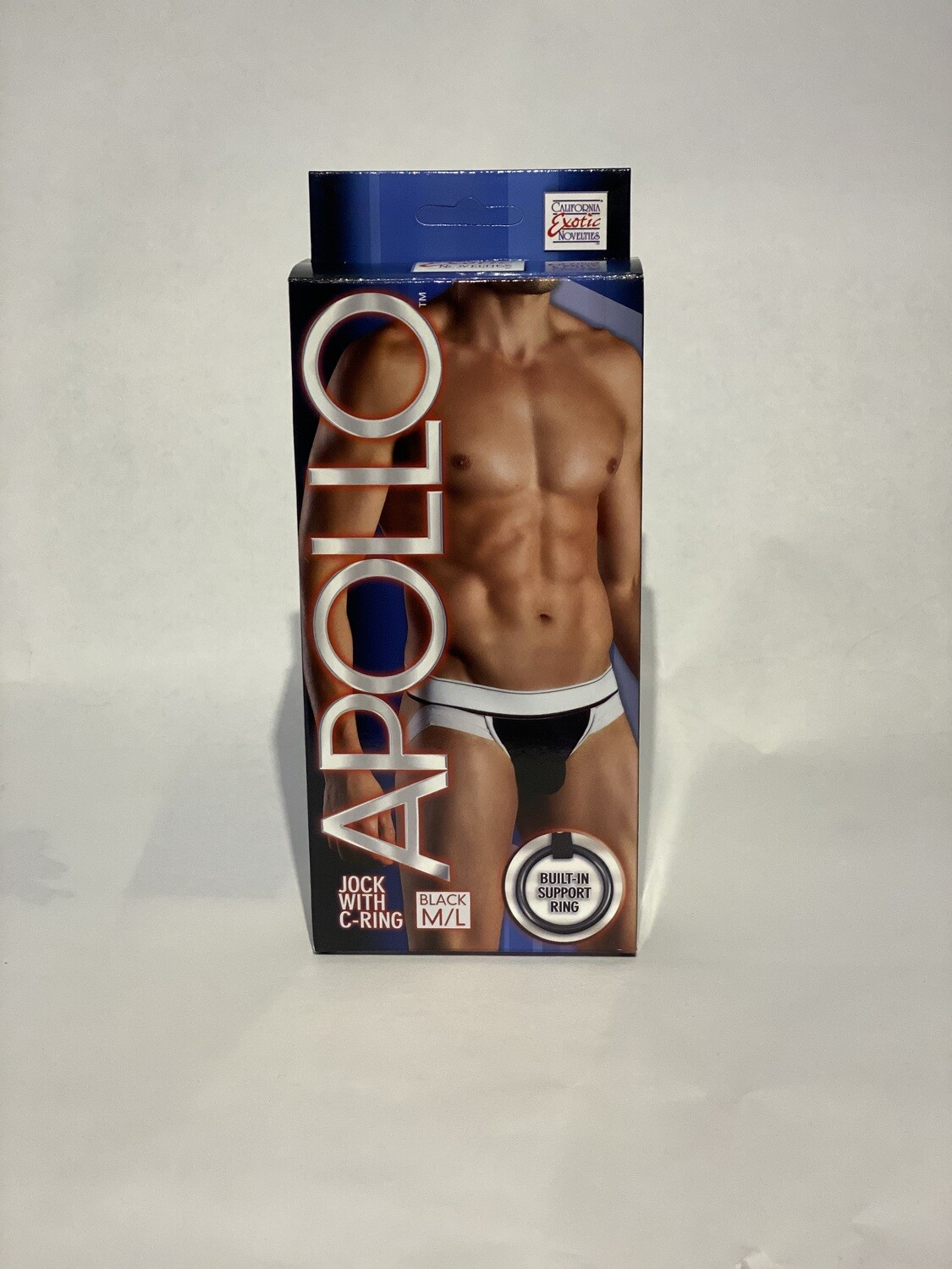 Adonis Jockstrap with built in C.Ring
