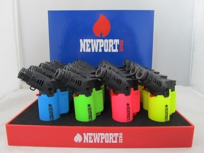 PORTABLE SIDE TORCH LIGHTER BY NEWPORT ZERO