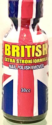 British 30ml