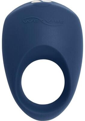 We-Vibe Pivot Rechargeable Silicone Vibrating Cock Ring - Midnight Blue