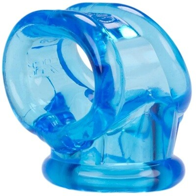 Oxballs Cocksling-2 Cock And Ball Ring - Blue