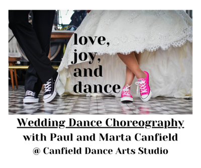Wedding Dance Choreography Package