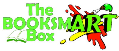 The BooksmART ONE TIME BOX - No Subscription