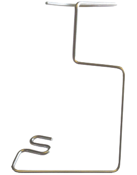 Model S Medical Drain Line Anchor for Peritoneal Dialysis