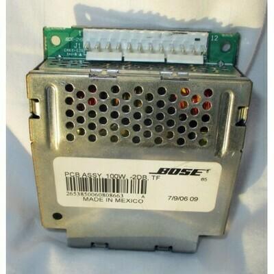 Réparation Ampli Sub Bose Nissan 350Z