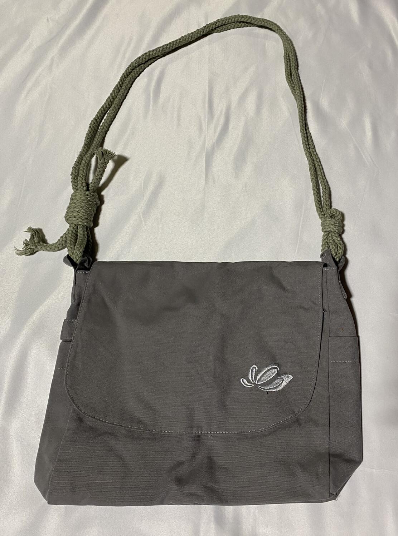 Monk Bag - Gray