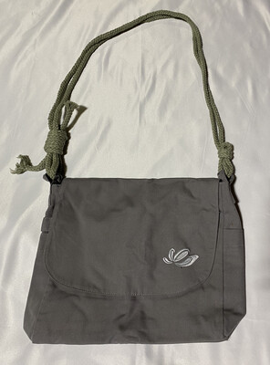 Monk Bag - Gray