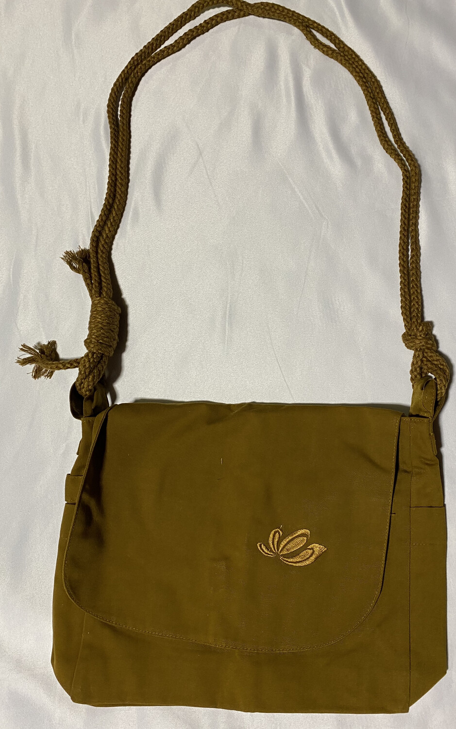Monk Bag - Golden