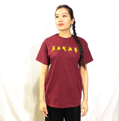 Unisex Original T-Shirt - Maroon