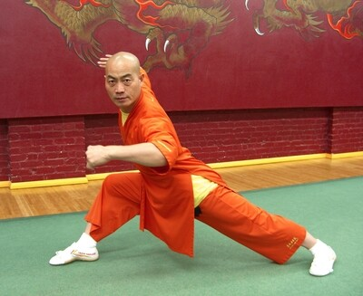 USA Shaolin Temple Uniform - Sweat Wicking