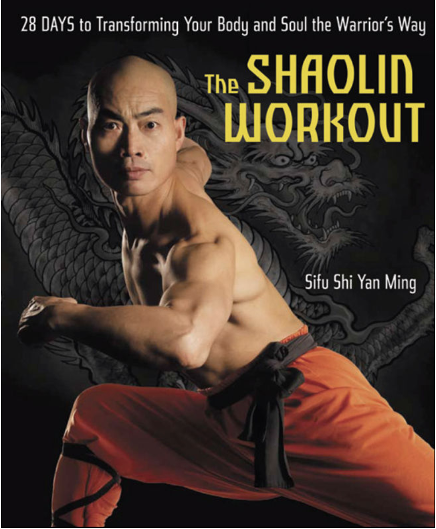 The Shaolin Workout - Personalized & Autographed