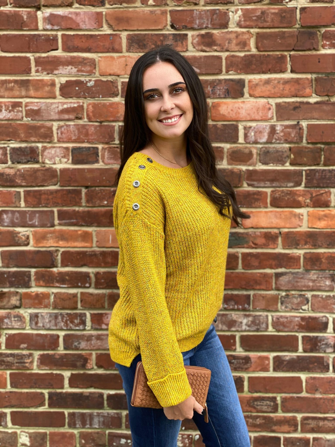 22691 Sweater Weather Gold