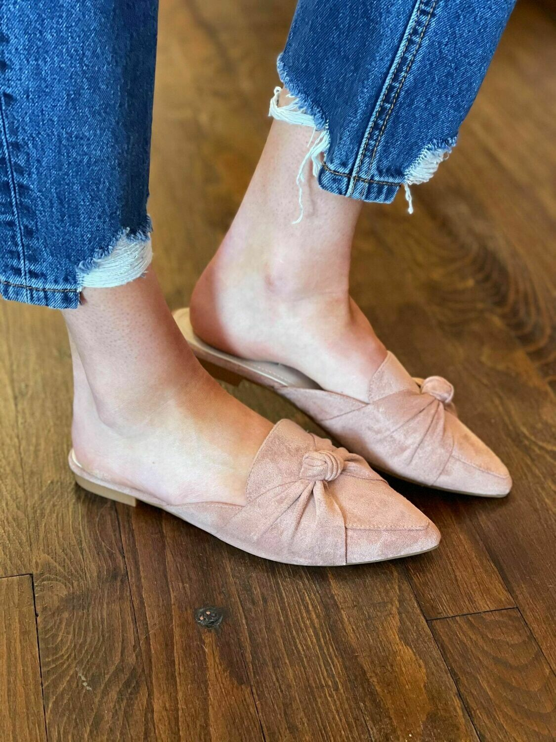Holly's Mules