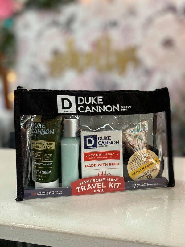 Handsome Man Travel Kit
