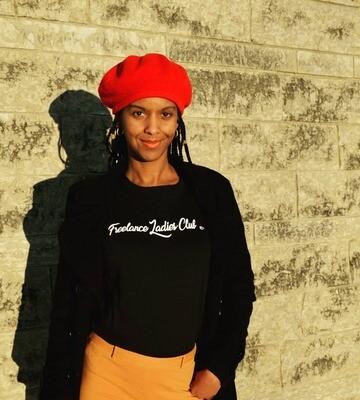 Freelance Ladies Club T-shirts