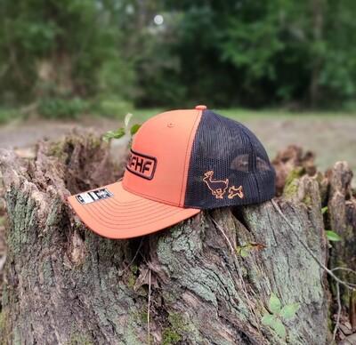 Orange/Black dog hunter
