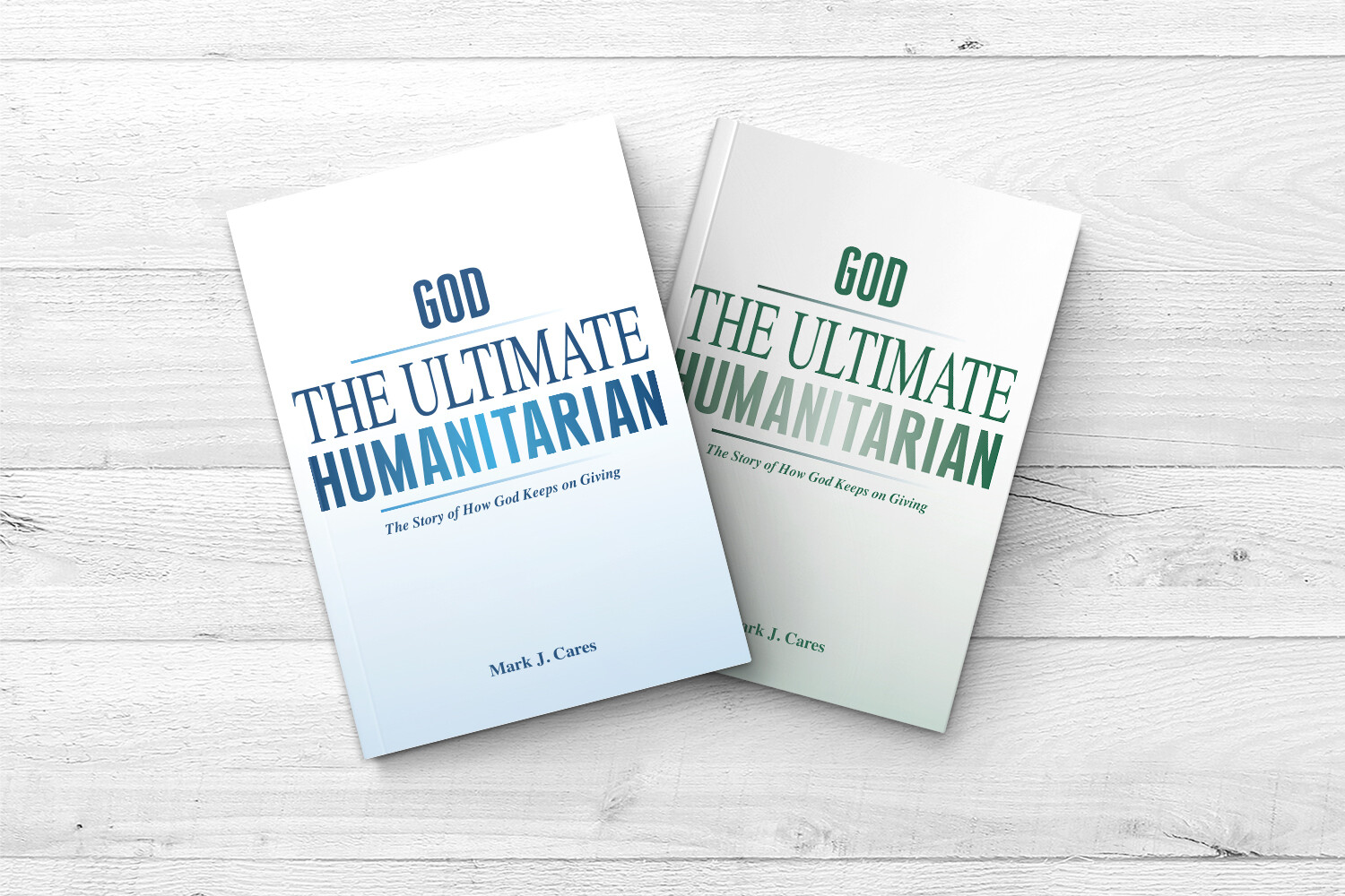 God-The Ultimate Humanitarian witnessing pack