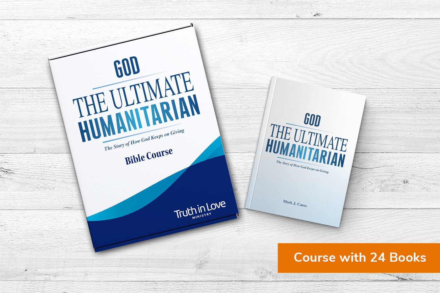Package #1- God - The Ultimate Humanitarian Bible Course