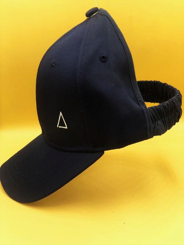 Blue Crown Cap