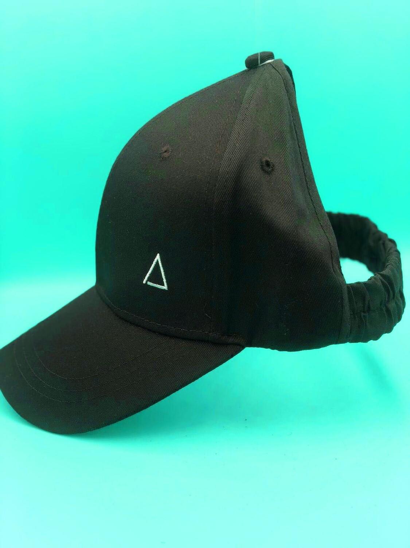 Black Crown Cap