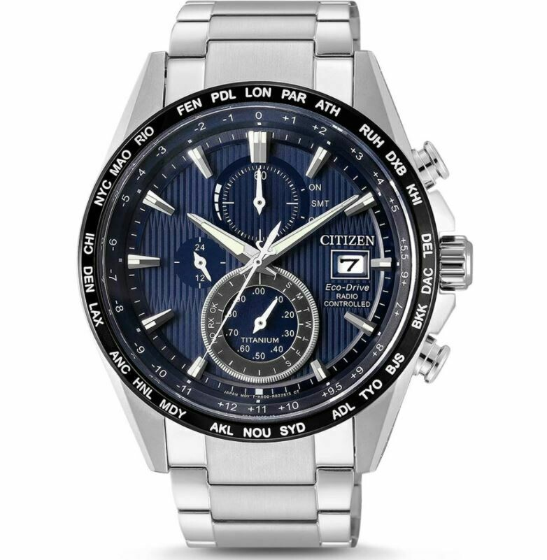 CITIZEN - AT8154-82L TITAN