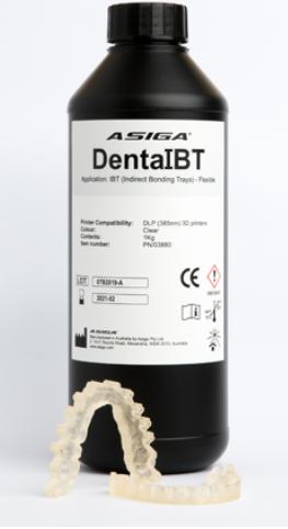 Asiga DentaIBT 1 Liter