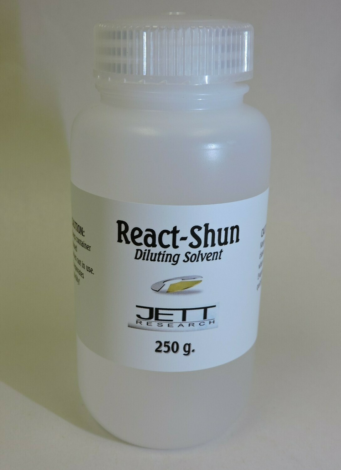 React-Shun Solvent 250 Grams