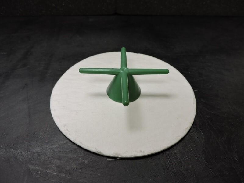 Wax Cross Cone