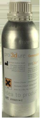 Pro3dure GR-10 Black1 Liter