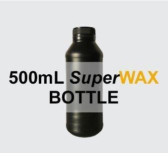SuperWAX-V2 500ml, Red for direct Pt or Au casting