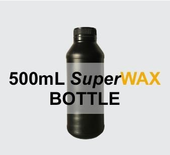 SuperWAX-V2 500ml, Red for direct Pt or Au casting