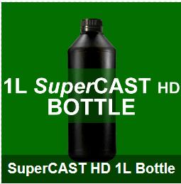 SuperCAST-HD 1 Liter,  Closeout Price