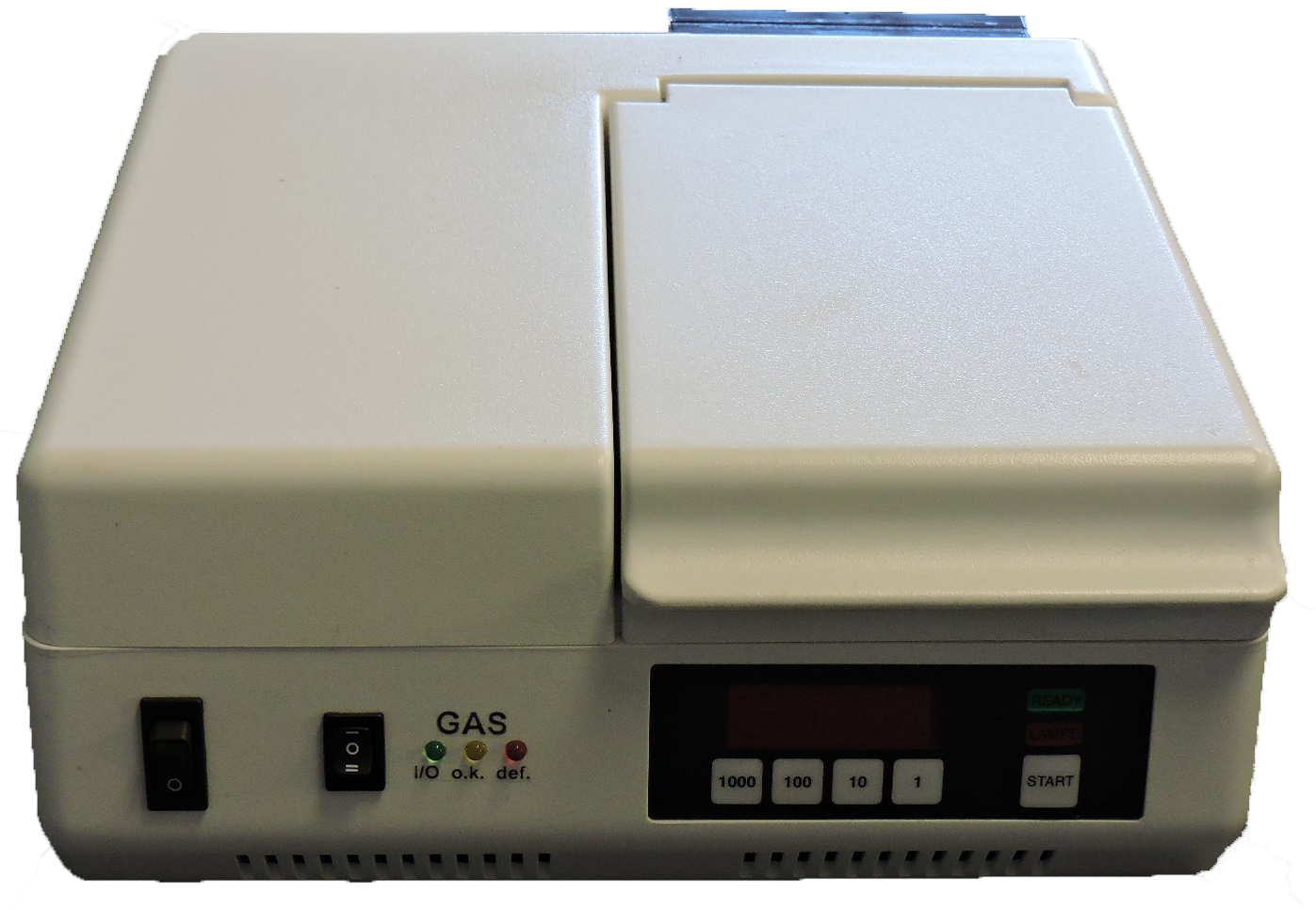 Proto Flash UV Curing Unit with gas option