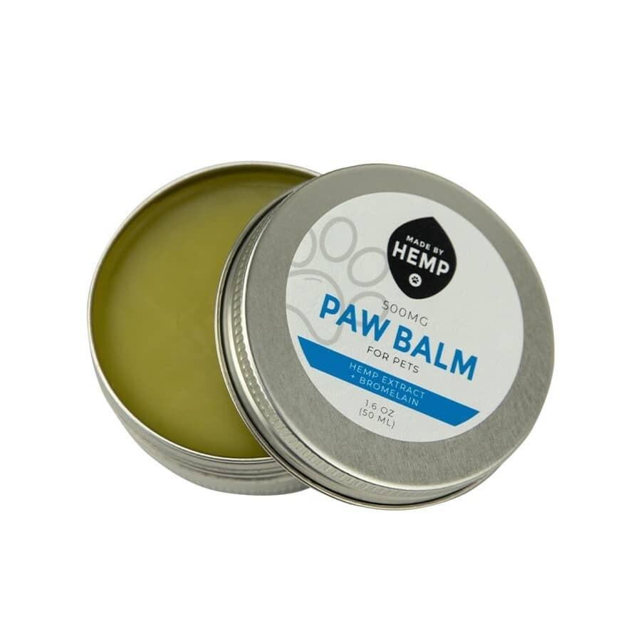 Made by Hemp – CBD Paw Balm (500mg CBD)
